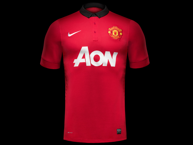 What Is Man Utd S Jersey Manchester United Red Devils